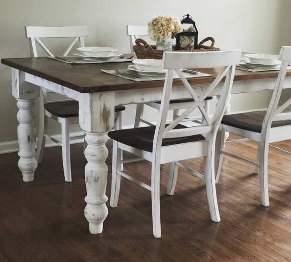 Custom Farmhouse Tables