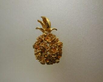 Alice Caviness Pineapple Brooch