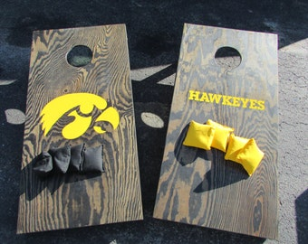 Iowa Hawkeyes Bags Set