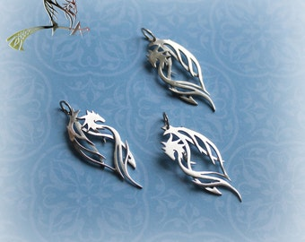 Earrings Dragon Jewelry | Pendant Dragon Jewelry | Dragon Guardian | jewelry Art | talisman