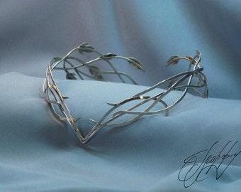 Elven tiara diadem crown Galadriel
