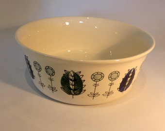 Large Egersund, Norway bowl - original from the 1960s