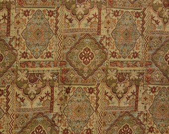 Allba Gold Drapery Fabric