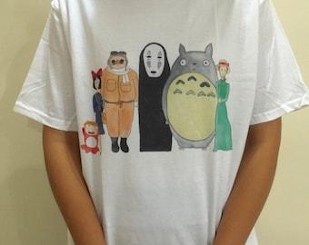 Studio Ghibli inspired - Unisex T-shirt