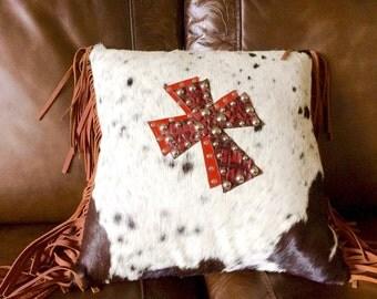 Cowhides Pillow