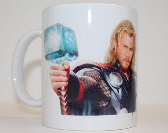 Thor Ceramic Coffee Mug