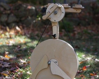 Pollywog Spinning Wheel