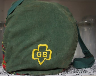 Vintage Girl Scout Mess Kit circa 1960s