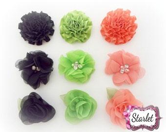DIY Flowers, Crafting Flowers, Flowers No Clip, Flower Sets, DIY Flower Supplies