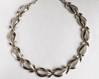 Bright, Bold Vintage Trifari Necklace