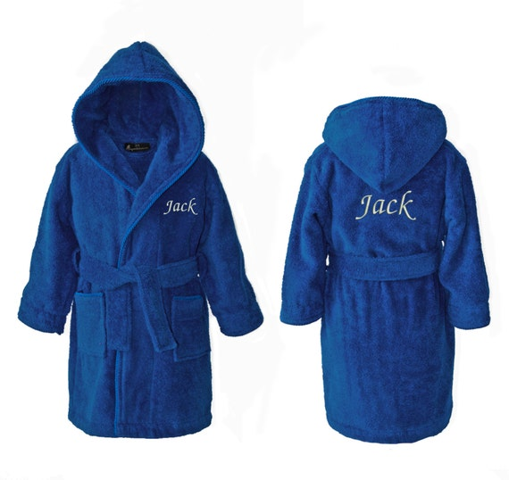 Personalized Kids Robes - Gifts Kids Really Want