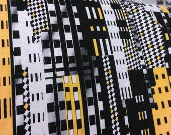 Kanvas 08088 33 black yellow and white