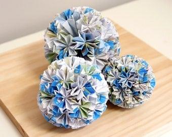 Handmade Origami Venus Kasudama