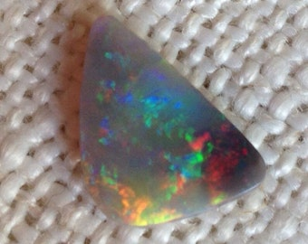 1.48ct Australian Opal, Rainbow Colour