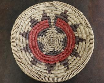 native american,navajo,woven basket,native american basket,native,native american baskets,indian basket, Navajo Wedding Ceremonial Basket