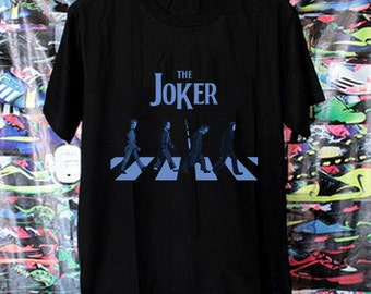 Blue The Joker Shirt available for Youth and Adult Men and Women T-shirt