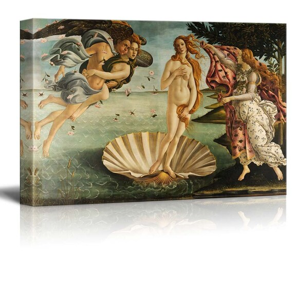 Birth Of Venus by Botticelli Giclee - 82.4KB