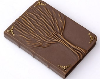 Personalized Leather Journal,leather notebook Lined Paper, writing journal, leather diary sketchbook, leather journal tree of life