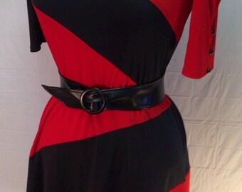 Vintage Sue & Lenny dress