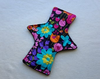 One - 10 inch Super Heavy Reusable Cloth Pad