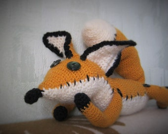 LIS Seraphim Seraphim/Fox/knitted toy/knitted toy
