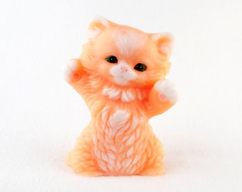 Kitty silicone mold silicone mould soap mold candle mold
