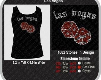 Las Vegas Red Dice