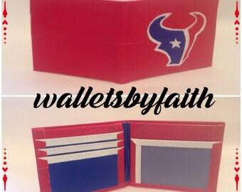 Houston Texans Wallet