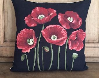 Flower Tapestry Pillows
