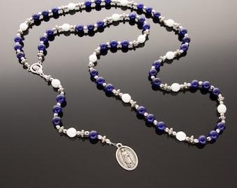 St. Joseph Chaplet, Prayer Beads, Religious Gift, Catholic Saint