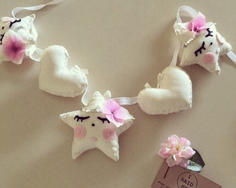 Bespoke garlands XO