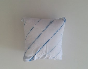 DIAGONAL ITAJIME Shibori Pillow Cover