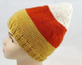 Candy Corn Hat - Halloween Hat - Candy Hat - Halloween Costume - Adult  Candy Corn Hat - Kids Candy Corn Costume - Back to School - Prop