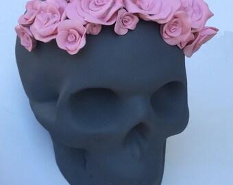Crowned skull / Skullhead