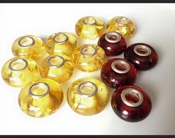 Baltic Amber Troll Beads