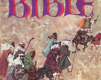 Golden Children's vintage bible