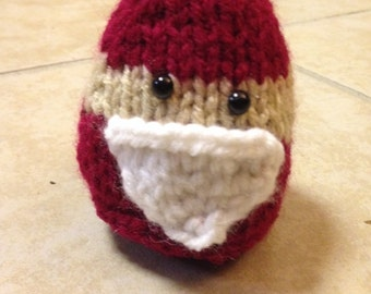 Travel Gnome - red
