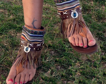 Sandals Boho Birgunj handmade