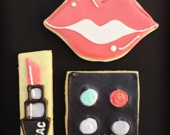 Makeup Cookies-Mac cookies