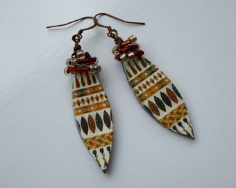 Tribal Dance Earrings