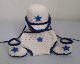 Cowboy outfit free shipping within us