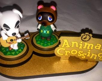 Animal Crossing Amiibo Stand
