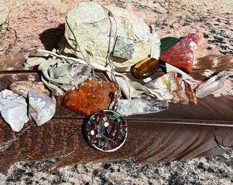Smokey Quartz & Gemstones