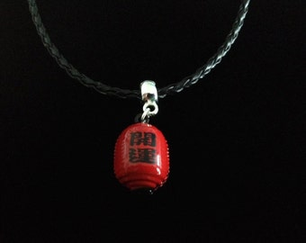 No.205 Chinese New Year - Mens Chinese Lantern Necklace