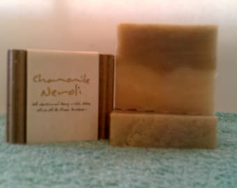 Chamomile Neroli Soap,Chamomile Neroli Bath Soap,Chamomile Neroli Soap Bar,Aloe Soap,Aloe Bath Soap,Aloe Soap Bar,Aloe Bar Soap,Organic Soap