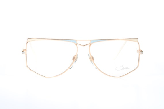 Designer Eyeglass Frames From Germany : Rare designer eyeglasses by Cazal mod 227 97/029 / squared