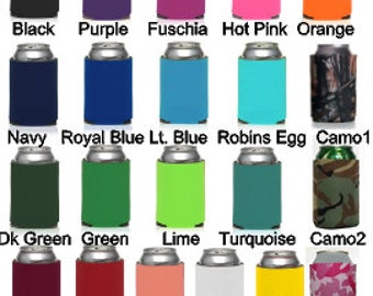Design your own can holder, stubby holder, drink sleeve, bawdle, coldy holdy, drink holder