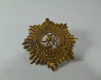 Royal Canadian Army Army Service Corps. Badge