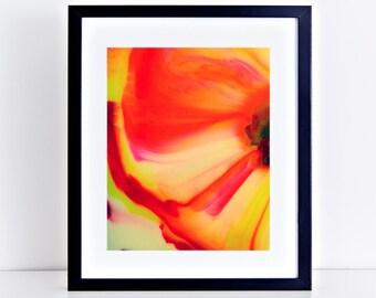Sunset Flower (5X7)