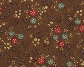 Late Bloomers by Sandy Gervais (17626-14) Quilting Fabric by the 1/2 Yard